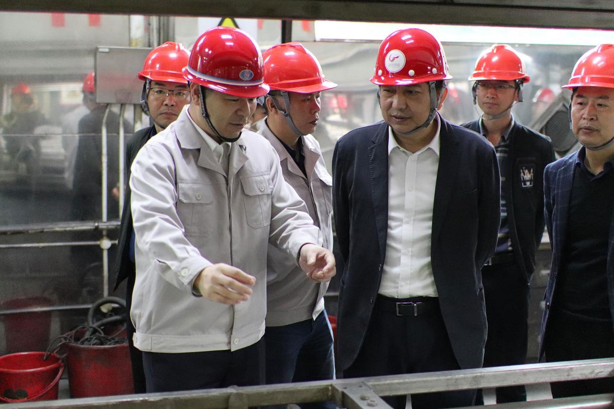 金贵银业科技产业园银电解系统开机复产