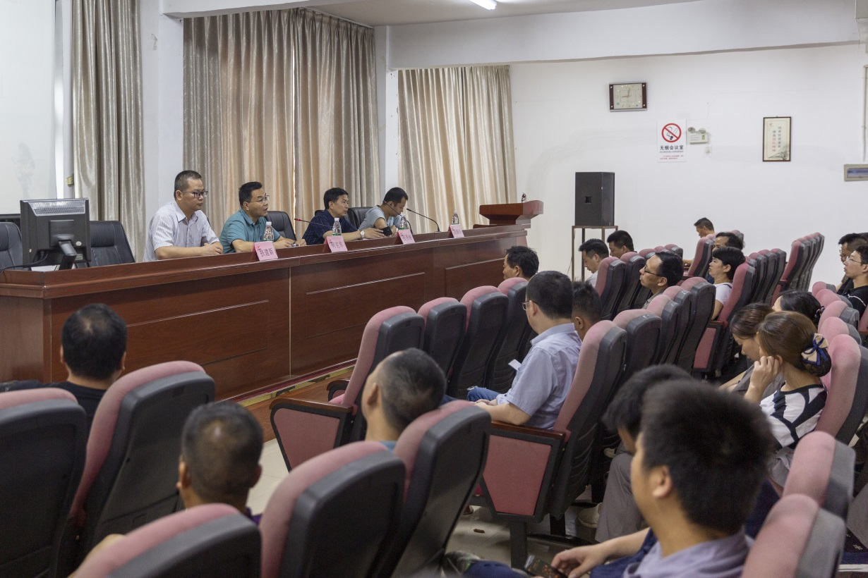 金贵银业举行安全警示教育专题培训会