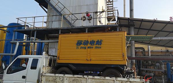 綜合回收廠順利完成110KV電網及變電站10KV系統停電檢修...