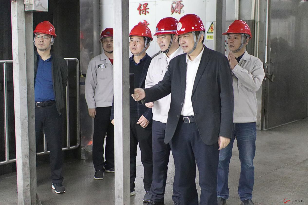 金貴銀業科技產業園銀電解系統開機復產